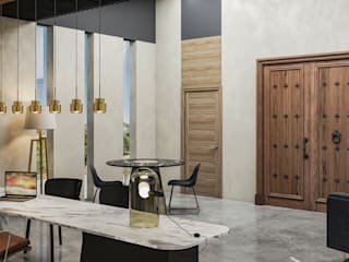 Modern study/office by Rapzzodia Interiorismo Modern