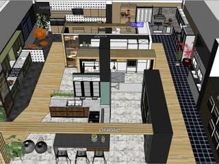 Studio WabiSabi – Trabzon mağaza: modern tarz , Modern