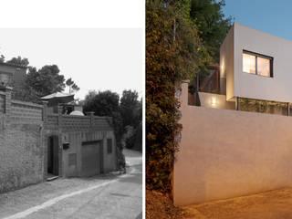 Ampliación vivienda en Collserola ESTUDI NAO arquitectura