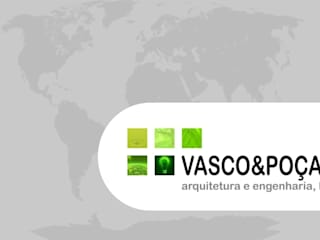 Vasco & Poças - Arquitetura e Engenharia, lda Estudios y despachos industriales