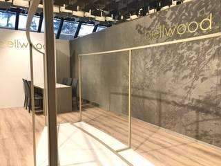 Cemento Non Cemento Office spaces & stores Beton Amber/Gold