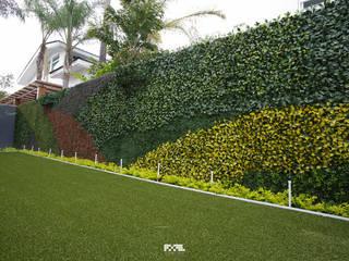 Follaje artificial con diseño, Zapopan, Jalisco de Legno soluciones en acabados Tropical