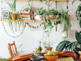Comedores de estilo moderno de Mariana Martins - Arquiteta Consultora de Feng Shui Moderno