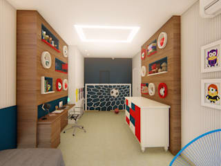 por Maria Julia Faria Arquitetura e Interior Design Moderno