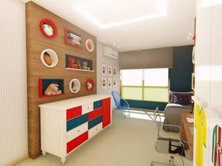 by Maria Julia Faria Arquitetura e Interior Design Modern