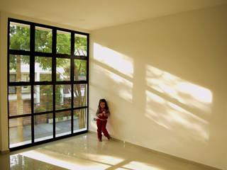TORRE 51 Habitaciones modernas de SAAV Arquitectos Moderno