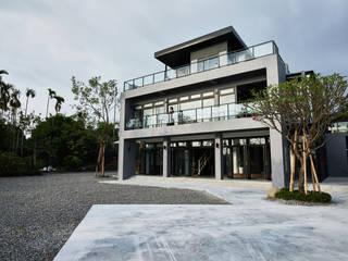 台灣,梅山,老屋翻新案(私人招待所) 根據 由非設計有限公司