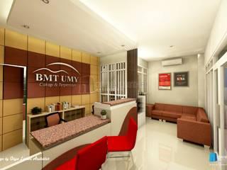 Proyek Konsep Interior BMT-UMY Jogja Oleh Griya Lestari Arsitektur Minimalis