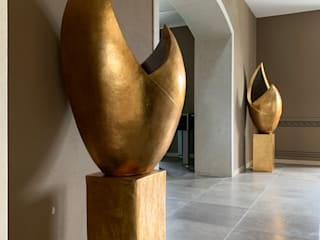 Arte Pietra Office spaces & stores Stone Amber/Gold