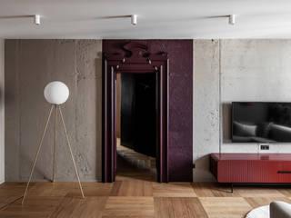 Альмандин Гостиная в классическом стиле от Dolgopiatova design Классический