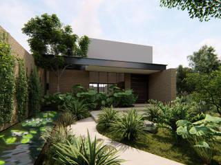 Casa Arboleda de EMERGENTE | Arquitectura Moderno