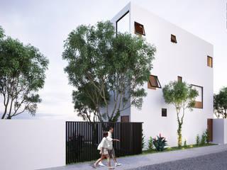 Casa Cuevas de EMERGENTE | Arquitectura Moderno