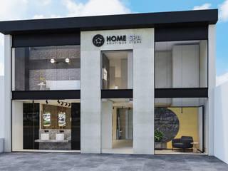 Homespa Boutique Store de Rapzzodia Interiorismo Moderno