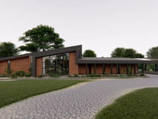 Casa Chada Casas estilo moderno: ideas, arquitectura e imágenes de Elevarq Moderno