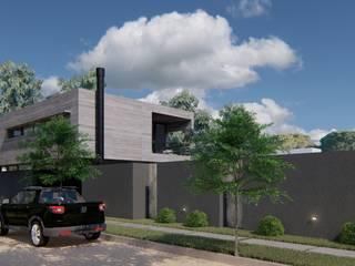 Casas de estilo rústico de ARBOL Arquitectos Rústico