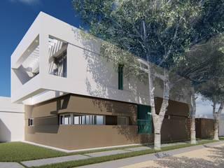 Casas de estilo minimalista de ARBOL Arquitectos Minimalista