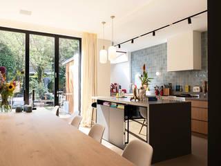 Woning Wassenaarseweg Moderne keukens van Martijne Interieur Modern