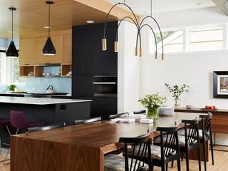 REHAU Polska Modern Kitchen Black
