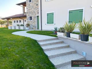 Polistone Boden Marmor Beige