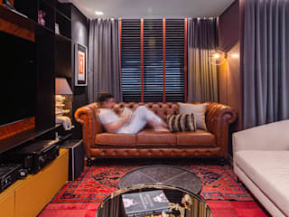 Modern living room by Coletânea Arquitetos Modern