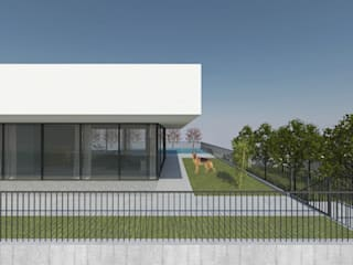 CASA DE ALVARELHOS por A2OFFICE Moderno