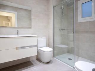 Ванная комната в стиле модерн от Grupo Inventia Модерн