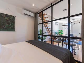 Eclectic style bedroom by EVA BARROS - INTERIOR DESIGN Eclectic