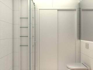 Modern bathroom by Viviane Cunha Arquitectura Modern