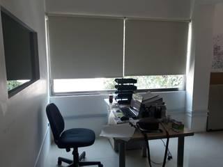 Persianas Jaramillo B CDMX 勉強部屋/オフィスアクセサリー&デコレーション テキスタイル ベージュ
