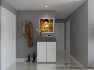 Thiết Kế Nội Thất Căn Hộ Masteri An Phú 2 Phòng Ngủ bởi Deco Việt Hiện đại