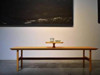 木耳生活藝術-商業空間/實木家具設計/茶凳: 現代  by 木耳生活藝術, 現代風