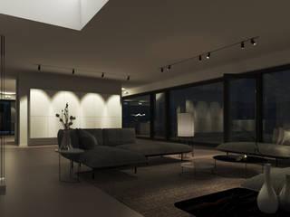 Karl Kaffenberger Architektur | Einrichtung Soggiorno moderno