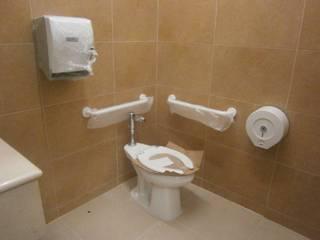 Diseño y construcción de baños públicos de Grecia Instalaciones y Servicios Clásico