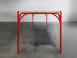 木耳生活藝術-實木桌設計/采風餐桌: 現代  by 木耳生活藝術, 現代風