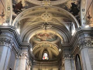 CHIESA DI SAN VITO E MODESTO - CIVATE Musei in stile classico di E'luce srl Classico