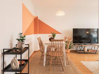 Rima Design Scandinavian style dining room