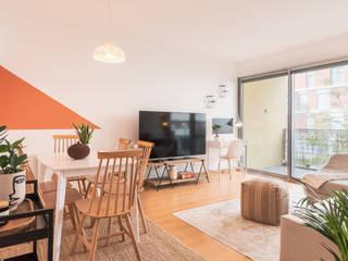 Rima Design Scandinavian style living room
