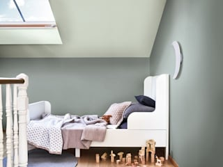 Dulux Colour Of The Year 2020 - Tranquil Dawn Dulux UK Moderne Kinderzimmer Grün
