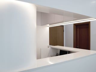 Recepção Clínica Dentária JH, Funchal por AA.Arquitectos