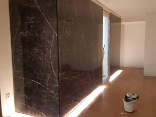 モダンスタイルの 玄関&廊下&階段 の VIA STUDIO モダン