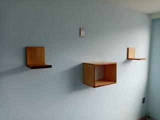 Muebles de Madera modernos y Terrazas de Ligiere Sa de Cv Moderno