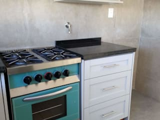 ECOS INGENIERIA Built-in kitchens Green