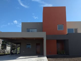 ECOS INGENIERIA Single family home Multicolored