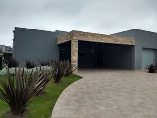 ECOS INGENIERIA Single family home Stone Beige