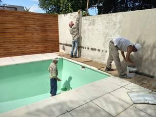 ECOS INGENIERIA 庭院泳池