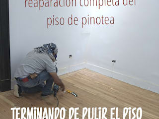 ECOS INGENIERIA Floors Wood effect