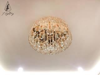 Biệt thự Eco Riverside: hiện đại  by Công ty CP Fashion Lighting Global, Hiện đại