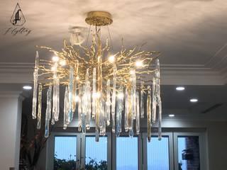 Chung cư Ciputra: hiện đại  by Công ty CP Fashion Lighting Global, Hiện đại