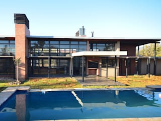 House Fischer - Shona Langa Estate by SPW Architectural Design & Planning Modern