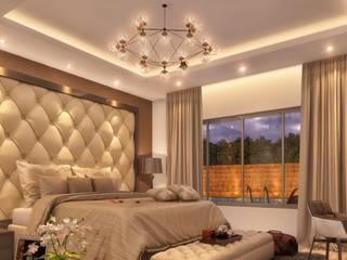 Interior For Mr.Rasheed: modern  by Karigar Kreation Architects,Modern
